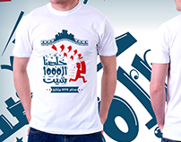 Civil 2015 T shirt Design