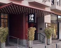 SOFA HOTEL / 2017