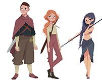 Character Design PartI I