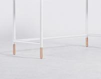 W1 vanity table