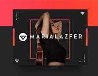 Maria-Lazfer Design Branding
