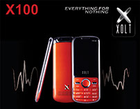 Xolt Mobiles - Package Design