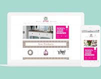 Branding and Website Design for Jenloupa Ltd
