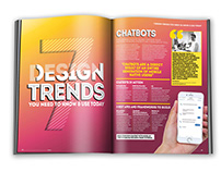 Design trends editorial design