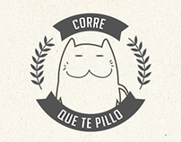 Master Cat - Corre que te pillo