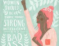 A women should be