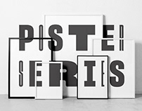 Weekly poster series