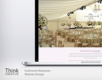 Esslemont Marquees Website