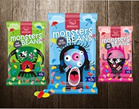 Jelly Beans Package Design
