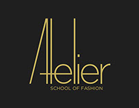 Atelier, school of fashion.