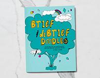 Brief & DeBrief Doodles. Advertising Notes.
