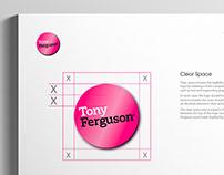 Tony Ferguson Brand Guidelines