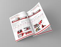 Kristal Kesici Aletler Ltd. | Katalog Tasarımı