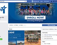 MISD Kinder Enrollment Campaign