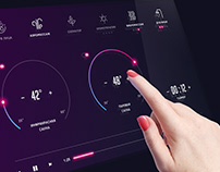 Spa Capsule UI/UX