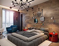 DESIGN BEDROOM BY YS