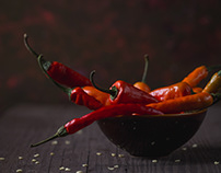 Red Chili Photography