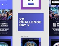 XD Creative Challenge DAY 2
