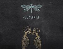 Eusapia 'Invisible cities' by Italo Calvino