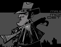MONSTER DETECTIVE flash game