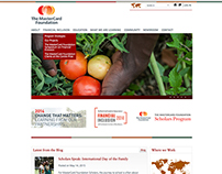 Website: The MasterCard Foundation