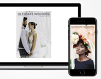 Ultimate Wedding Digital - Interactive Digital Magazine