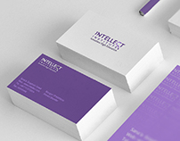 Intellect Institute Branding Identity