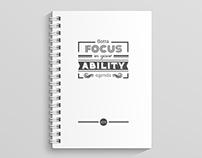 Designer's agenda