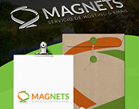Magnets I Branding & Web design