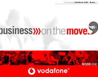 Convention Vodafone 2005 | presso la W&Media