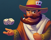 Rattle, Battle, Grab the Loot characters #2