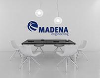 Madena Inginering - Logo