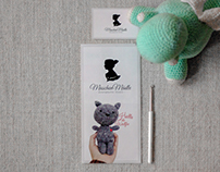 MaschenMädle | Visitenkarte & Flyer (corporate design)