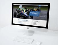 Website Responsivo - Fórmula 3