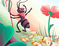 Formiche e pastorizia!