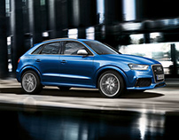 Audi RSQ3 Catalogue - CGI Car