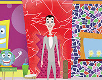 Pee Wee's Playhouse The Animated Series
