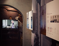 Janis Skalbergs exhibition design