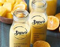 Brand Identity for Super Lassi Co, Mumbai