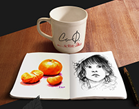 CoΦ (Co-Fee) -Coffee Company Identity & Package Design