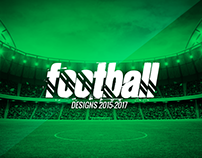 Football designs 2015-2017