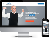 Alain Filiatrault - Conférencier WEB