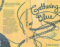 Gathering Blue Book Cover Spread