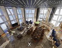 sky lounge - Qatar