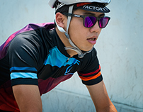 F5 Team Cycling Kit Shoot