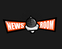 Logo Design for Newsroom