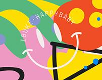 IBUKI Baby Spa   Visual Identity
