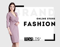 TopLes - интернет-магазин брендовой одежды