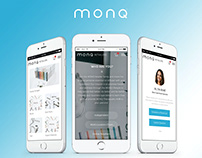 Monq Mobile Responsive Web Design