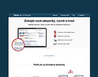 Landing page (advertising system)